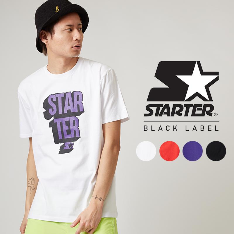 【STARTER】半袖プリントTシャツ