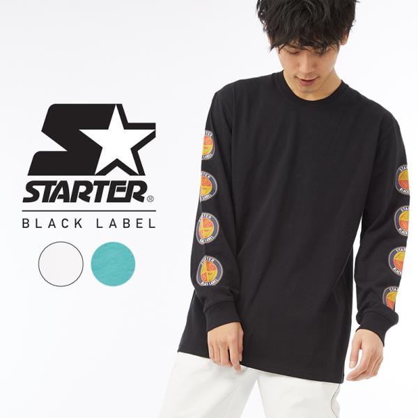 【STARTER】長袖Tシャツ